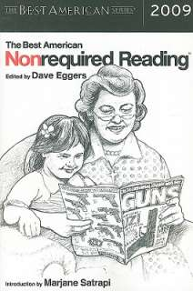 The Best American Nonrequired Reading by Dave Eggers, Jesse Nathan