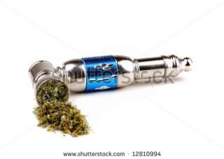 Marijuana In A Pipe Ready To Smoke Stock Photo 12810994 : Shutterstock