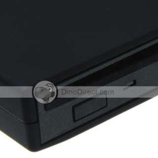 The external optical drive enclosure fits for CD ROM, CD ROM/XA, CD