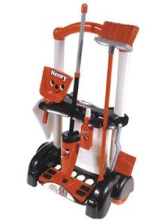 Henry Cleaning Trolley with Accessories  Woolworths.co.uk