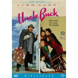 Uncle Buck John Candy, Macaulay Culkin, Jean Louisa Kelly