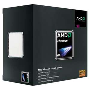 AMD Phenom X4 9600 Quad Black Ed. 2.30GHz Retail at CircuitCity