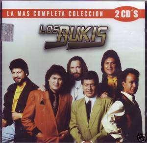 Los Bukis   La Mas Completa Coleccion   2 CDs