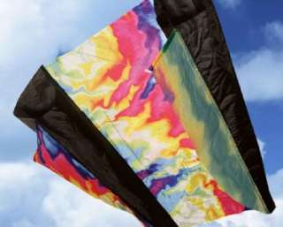 Skydog Soft Portable Travel Flippin Flyer Parafoil Kite