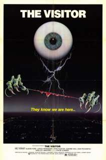 The Visitor Movie Posters From Movie Poster Shop