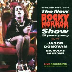 New Rocky Horror Show Feat Jason Donovan Original Cast Recording