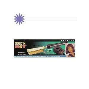 Belson Gold N Hot Styling Comb: Beauty