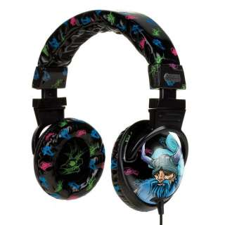 Skull Candy Hesh Viking Illustration Accessories Head Phones  Buy