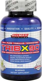 ALLMAX Nutrition Trib X 90 Pure Tribulus Terrestris    750 mg   90