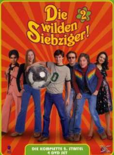 Die wilden Siebziger!   Staffel 2 von Bryan Moore, Chris Peterson