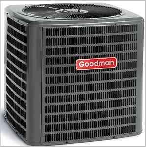 Ton 13 Seer Goodman Dry Ship R 22 Split System Heat Pump Condenser