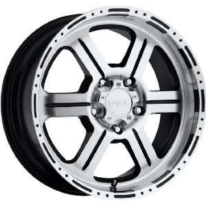 TEC Off Road 6x135 0mm Machined Black Wheels Rims Inch 18 Automotive