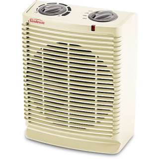 Sunbeam Compact Heater Fan Heating, Cooling, & Air Quality