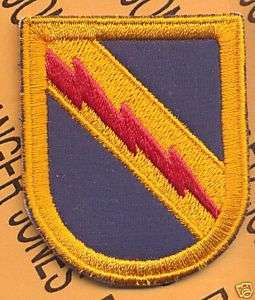 52nd Inf LRS Airborne Ranger LRRP flash patch