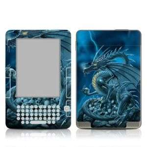 Kindle 2 Skins Covers Cases Decals Dragon Skulls