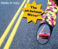 Italian Road Bike un helmet Mirror (bicycle mirrors)