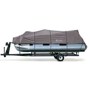 Classic Accessories Stormpro Pontoon Boat Cover Model B