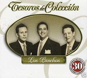 LOS PANCHOS TESOROS DE COLECCION (2 CDS) CD