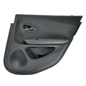 CHEVY VOLT RIGHT REAR INTERIOR DOOR TRIM PANEL BLACK 22805161 22822761