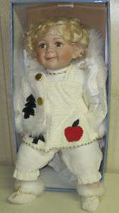 COLLECTIBLE CATHAY PORCELAIN DOLL JACQUES