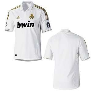 Adidas Real Madrid Home Champions League jersey