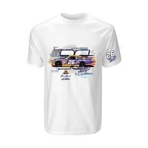Checkered Flag Sports Jamie McMurray Crown Royal T Shirt