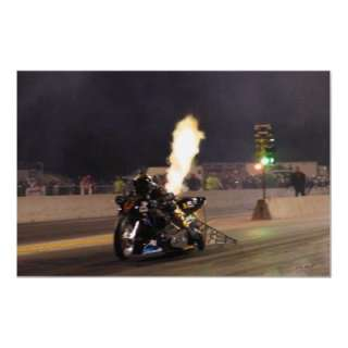 FASTEST DRAG BIKE ON THE PLANET 250.97 MPH POSTER from Zazzle