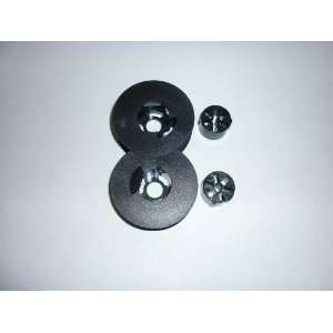 Black With White Correction Typewriter Ribbon: Office Products