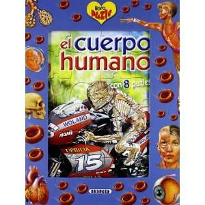 CUERPO HUMANO (9788430562411): Varios autores: Books
