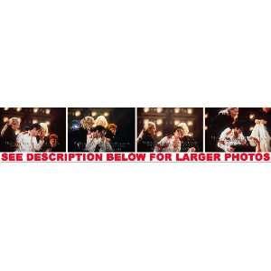 MICHAEL JACKSON DANGEROUS TOUR STAGE 3 (4) RARE 8x10 FINE