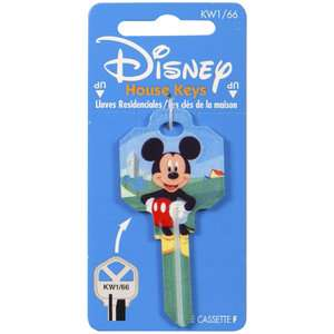 Disney Mickey Mouse Classic House Key Hardware