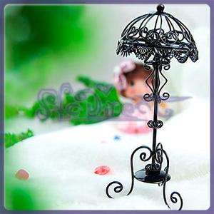 SALE Dollhouse Miniature Fancy Wire Electric Lamp New