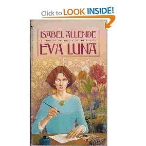 Eva Luna (9780140123647) Isabel Allende Books