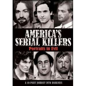 , Ted Bundy, Jeffrey Dahmer, John Wayne Gacy, Various: Movies & TV
