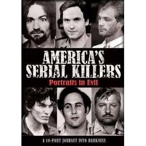 , Ted Bundy, Jeffrey Dahmer, John Wayne Gacy, Various: Movies & TV