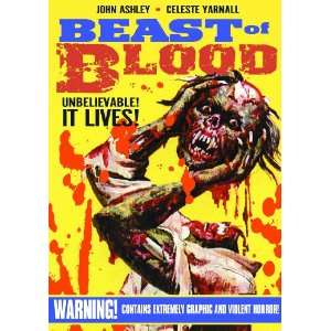 Beast of Blood John Ashley, Celeste Yarnall, Eddie Garcia