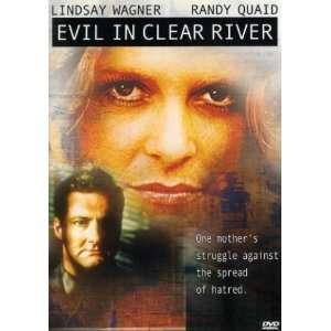 Evil in Clear River DVD: Lindsay Wagner, Michael Flynn