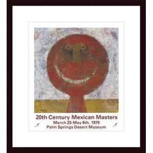 Masters   Artist: Rufino Tamayo  Poster Size: 18 X 18: Home & Kitchen