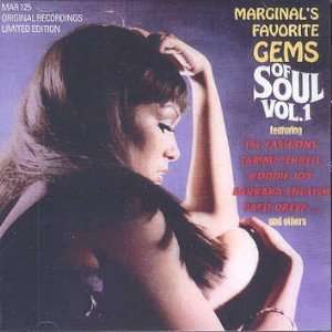 : Marginals Favorite Gems Of Soul Vol. 1: Mary Wells, Tammi Terrell