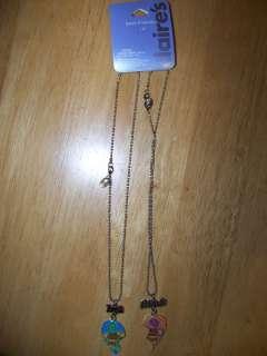 Claires Best Friends Monkeys 16 Necklaces