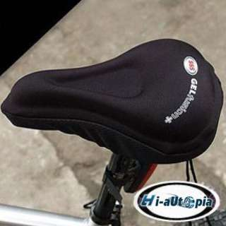 SSS Bike Bicycle Soft Gel Saddle Seat Cover Cushion A