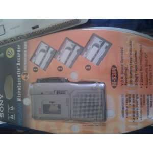 Sony Pressman Micro cassette Recorder M 539V Electronics