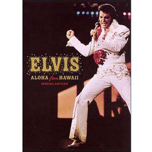 Aloha From Hawaii (Music DVD) (Special Edition), Elvis Presley Movies