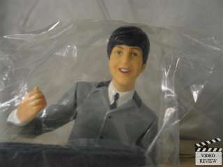 Paul McCartney   Beatles Vinyl Doll; Hamilton Gifts NEW