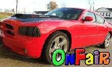 2x 9 GREY Car Headrest DVD Player Monitor Headphones