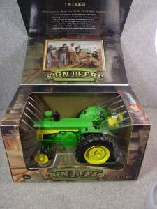Ertl John Deere 200th Birthday 830 Tractor 116 w/original Box