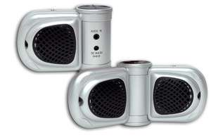 Portable Mini Stereo Boom Box Travel Speakers for iPod iPhone 4S Droid