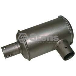 GRAVELY MUFFLER For garden tractors 2 thru 16 HP 018543