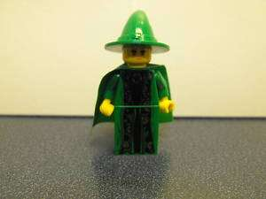 Lego Harry Potter Professor McGonagall, Green Robe