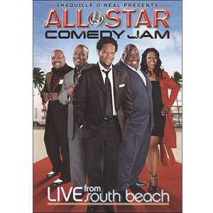 All Star Comedy Jam (Live From South Beach) (Full Frame) Movies